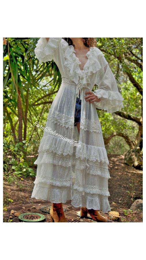 Kimono Algodón Ibiza