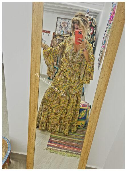 Vestido Hupa