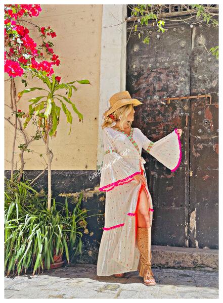 Vestido Ibiza Boho Love Chic