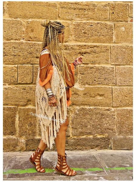Vestido Yndia