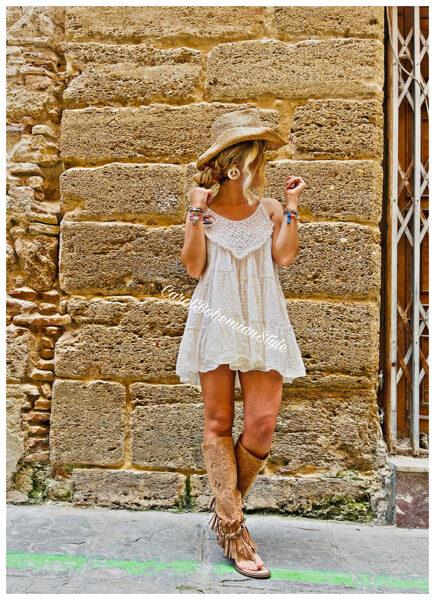 Vestido Mini Ibiza