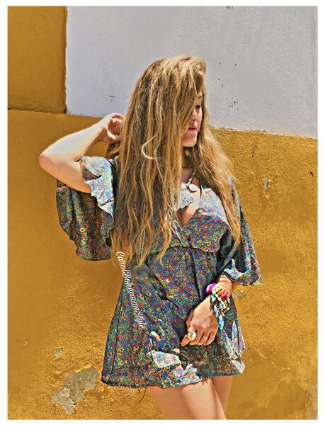 Vestido India