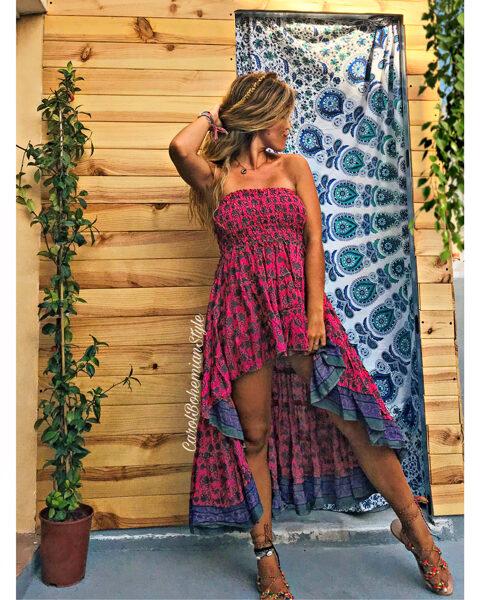 Vestido HippieTarifa