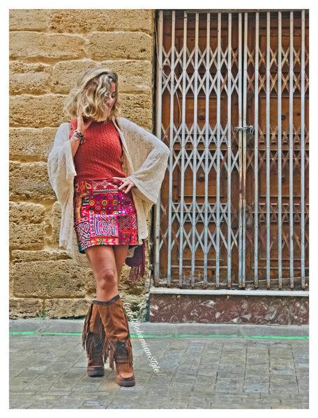 Falda HippieMini