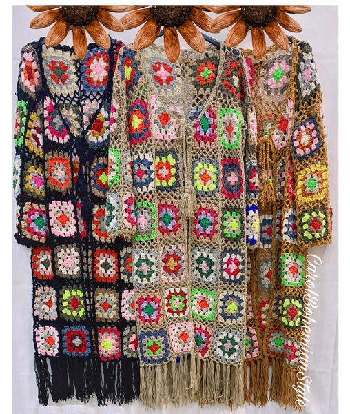 Rebecon Crochet Winter