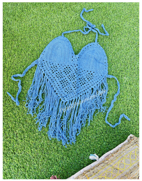 Top Gypsy Crochet